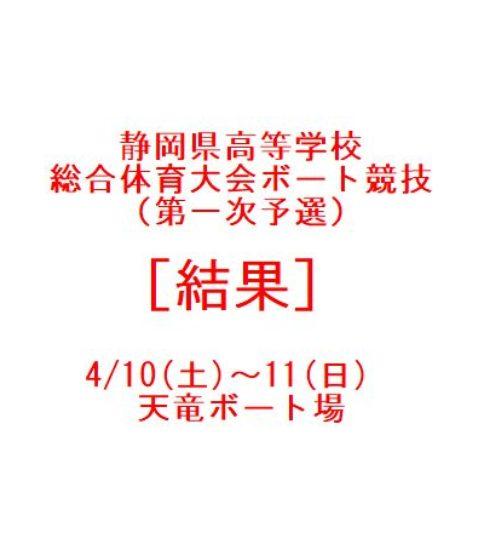 県高校総体一次予選